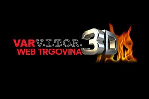 Var vitor 3D web trgovina